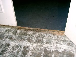 Church water loss in Rowland Heights