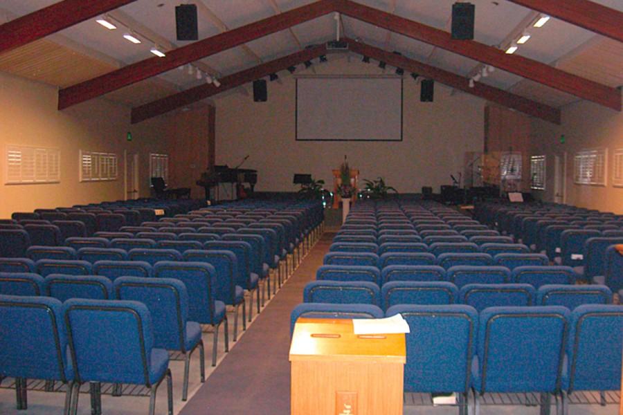 Church Water Loss – Rowland Heights