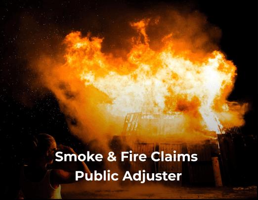 fire claim smoke claim los angeles